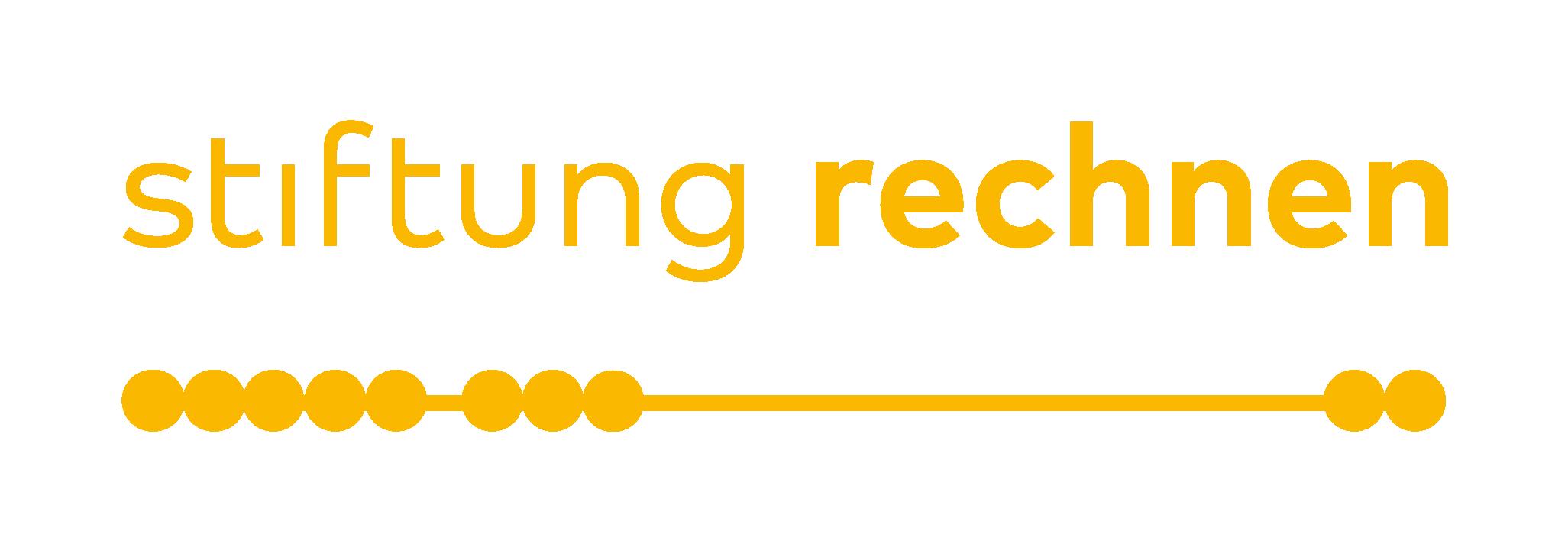 Logo Stiftung Rechnen